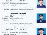 BISE Gujranwala Inter Result 2017 Top Position Holders Commerce Male