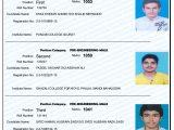 BISE Gujranwala Inter Result 2017 Top Position Holders Pre-Engineering Male