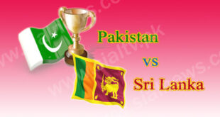 Pakistan vs Sri Lanka Cricket Series 2017