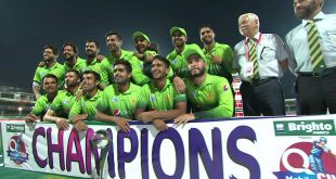 Pakistan beat Sri Lanka to Win ODI Series