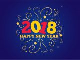 Happy New Year 2018 DP