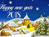 Happy New Year 2018 Greetings