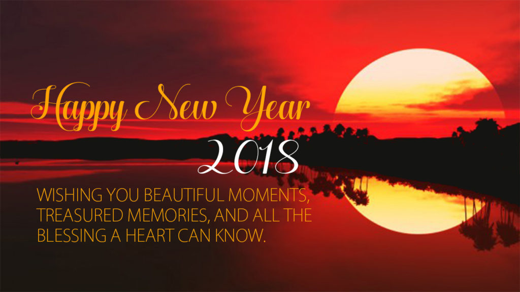 Free Download Happy New Year 2018 Hd Wallpapers Sialtvpk