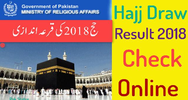 Hajj 2018 Selected Pilgrims Final List Online - SialTV.PK
