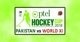 PTCL Hockey Cup 2018 Tickets Available at selected TCS outlets
