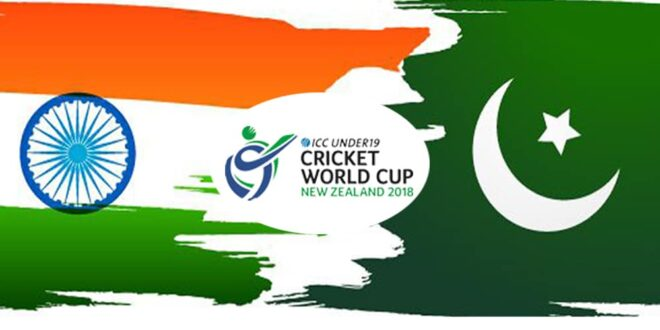 Pakistan U19 vs India U19 2nd Semi Final Live Online