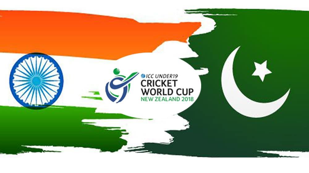 Pakistan U19 vs India U19 2nd Semi Final Live Online