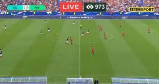 Belgium vs Panama Live Football