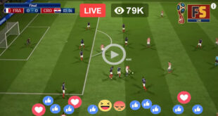 France vs Croatia Live Football