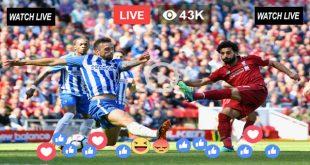 Liverpool vs Brighton Live Football