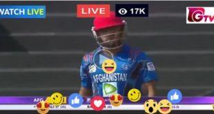 afghanistan batting