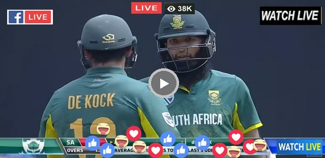 Online live cricket match pak vs south africa