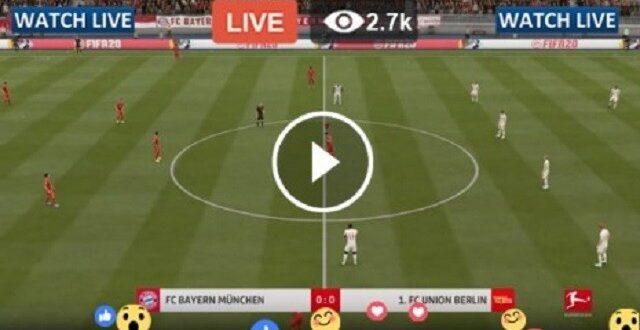 Bayern Vs Berlin