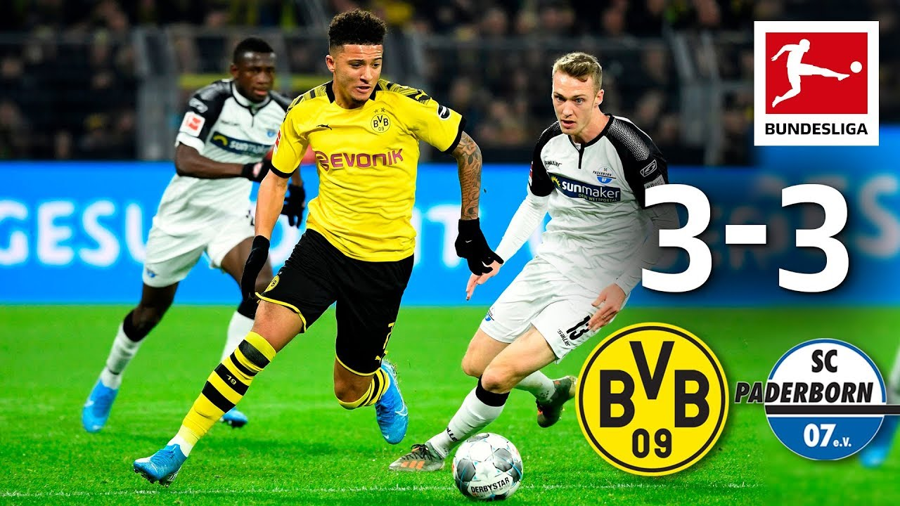 Dortmund Vs Paderborn