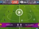 Live Football – Real Valladolid vs Barcelona – Live Streaming | LaLiga League Live | Sky Sports Live | VLL vs FCB Live Today Match Online 11th July 2020