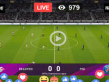 Live Football Match Today PSG vs RB Leipzig Live UEFA Champions League 2020 Live Stream