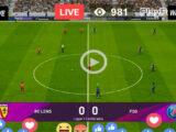 Live Football – Lens vs PSG – Live Streaming | France Ligue 1 Live | Sky Sports Live | LEN vs PSG Live Today Match Online
