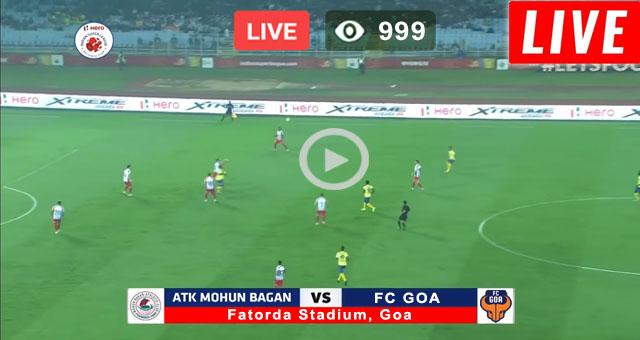 ATK Mohun Bagan vs FC GOA