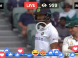 Live Cricket – India vs Australia Live Streaming | Sony Six Live | AUS vs IND 1st Test Day 1 Today Match Live Online