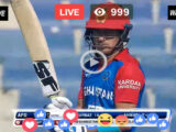 AFG vs IRE 2nd ODI