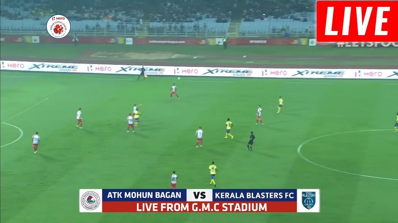 ATK Mohun Bagan vs Kerala Blasters