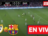 Rayo Vallecano vs Barcelona