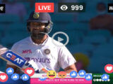 IND vs AUS 4th Test Day 5 Live