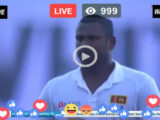 SL vs ENG 2nd Test Day 2