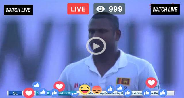 SL vs ENG 2nd Test Day 2 PTV Sports Live