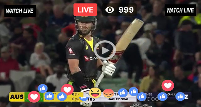 AUS v NZ 1st T20 Sky Sports Live