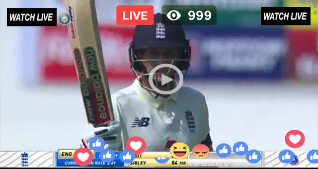 ENG vs IND 1st Test Day 2 Sky Sports Live
