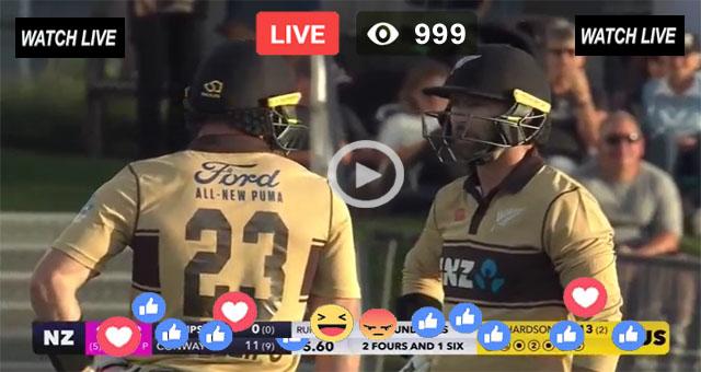 NZ v AUS 1st T20 Sky Sports Live