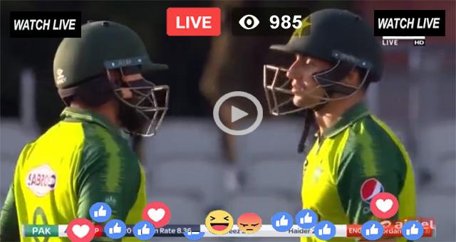 Pakistan vs South Africa 1st T20 Super Sport Live