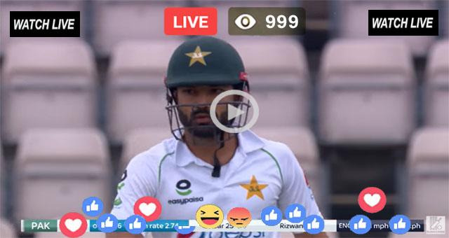 PAK vs SA 2nd Test Day 4 Super Sport Live
