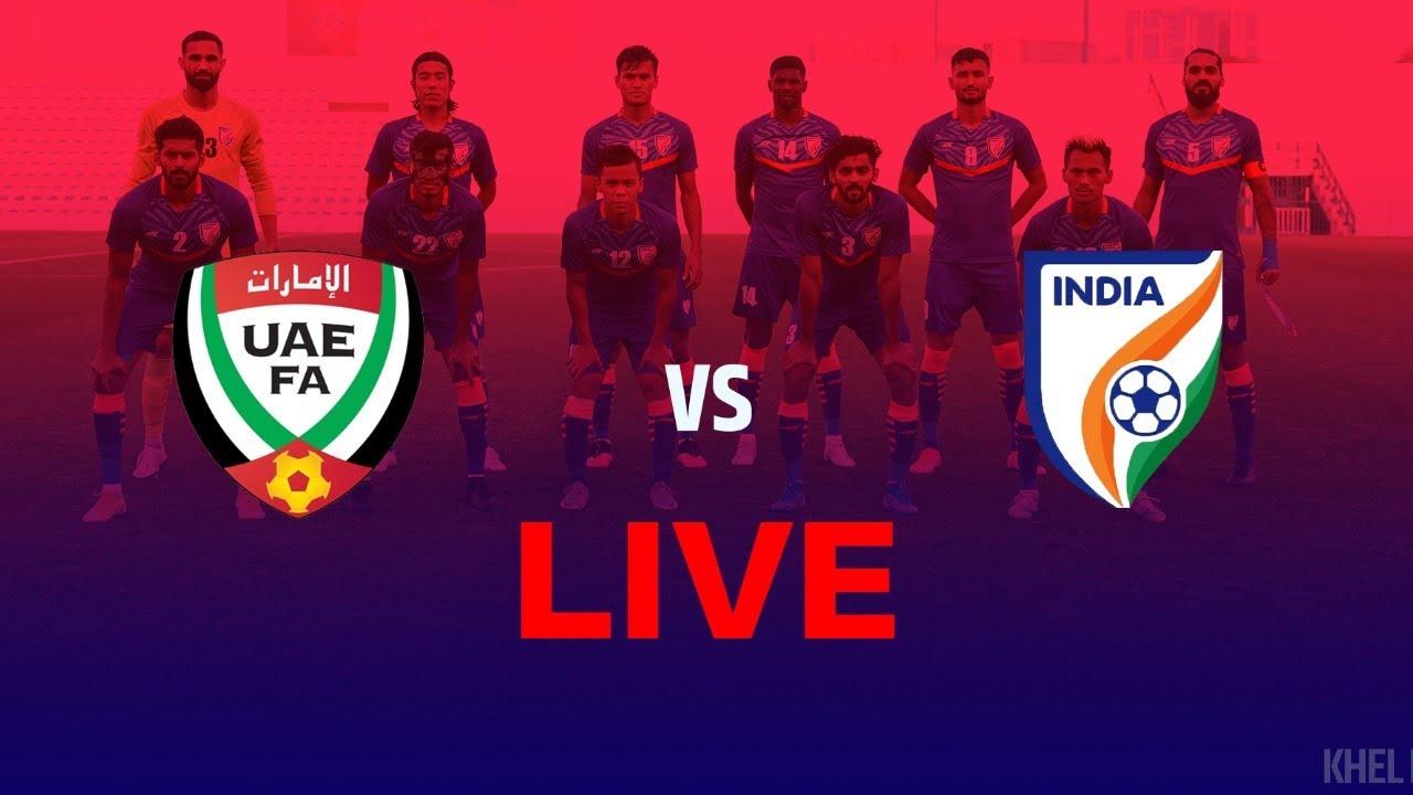 India vs UAE – Live Streaming