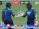 Live Cricket Match Today Sri Lanka vs West Indies Live PTV Sports, Sky Sports Live, OPn Sports, We Green Sports Point Live 1st T20 SL v WI Live Now
