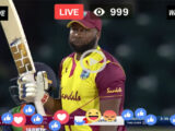 Live Cricket Match Today West Indies vs Sri Lanka Live PTV Sports, Sky Sports Live, OPn Sports, We Green Sports Point Live 2nd T20 WI v SL Live Now
