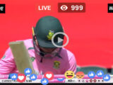 SA vs PAK Live – South Africa vs PAK Live – PAK vs SA – Live Cricket Match Today – PTV Sports Live – Star Sports Live – OPn Sports Live – 2nd ODI South Africa vs Pakistan Live Online Streaming Now