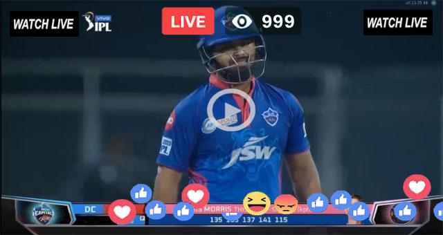 Delhi Capitals vs Punjab Kings 11th T20 - IPL 2021 Live