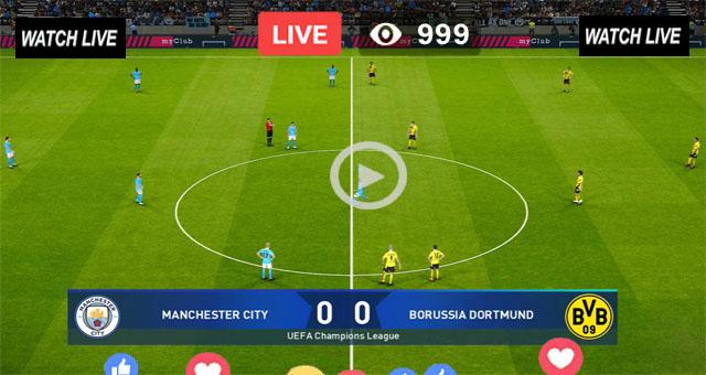 Manchester City vs Dortmund