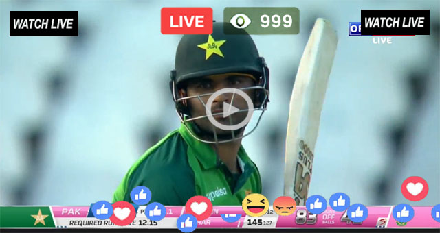 Pakistan vs South Africa 3rd ODI Super Sport Live
