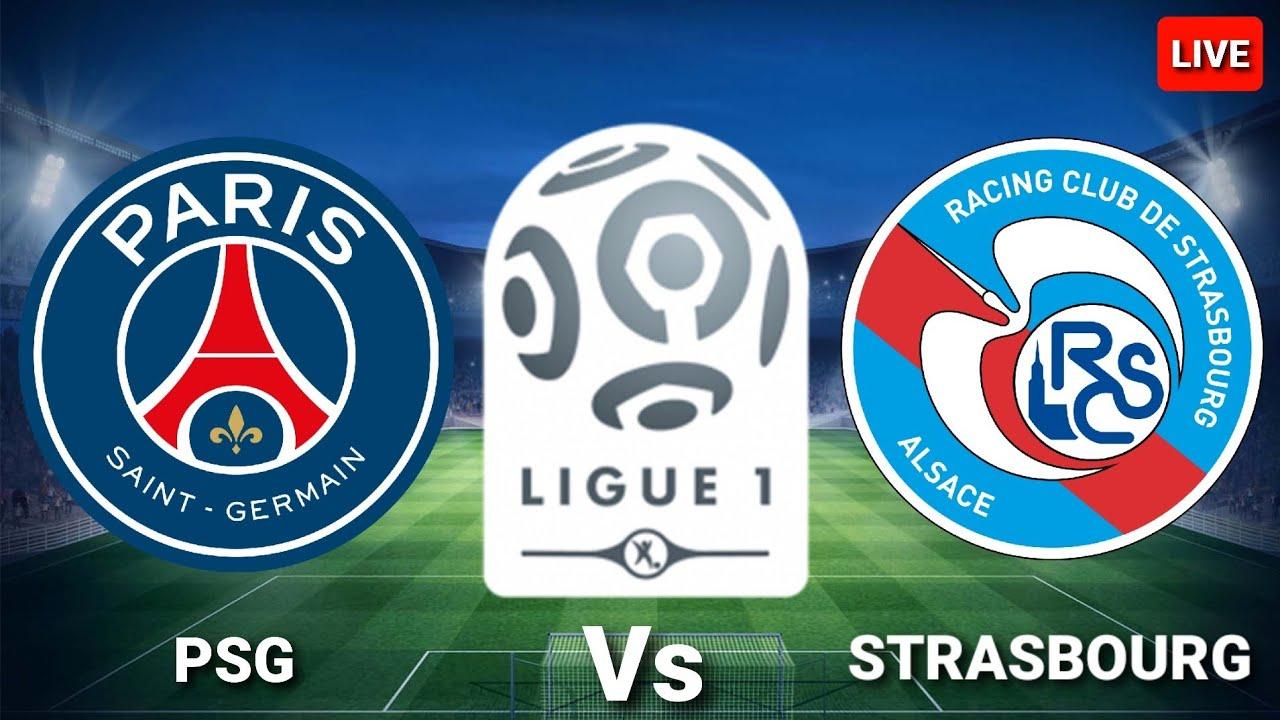 Strasbourg vs PSG