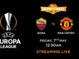 AS Roma vs Manchester United